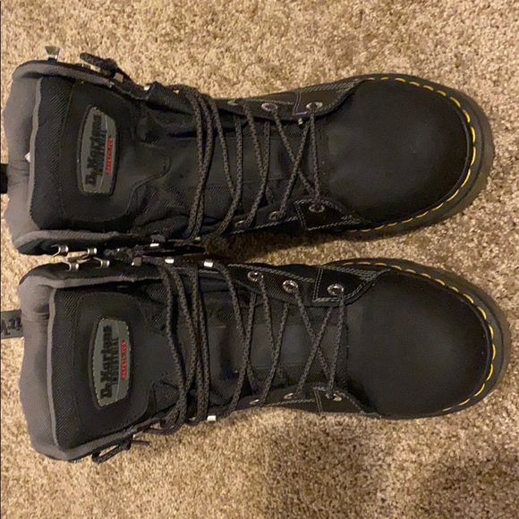Doc Martens Industrial Boot